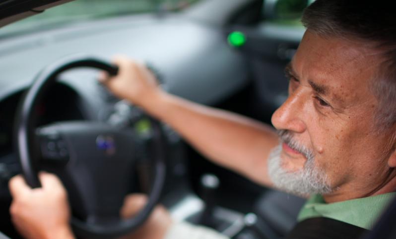 permis de conduire senior