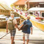 5 pays pour passer retraite