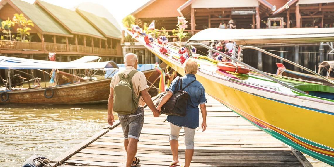 Les 5 meilleurs pays pour passer sa retraite
