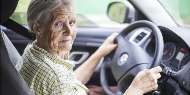 conduire après 70 ans