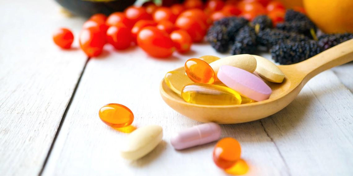 Les compléments pour être en bonne santé