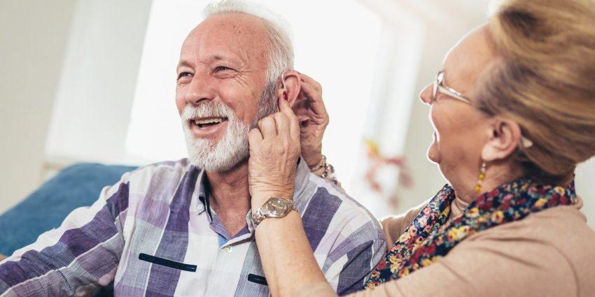 Aides pour un appareil auditif